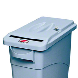 Rubbermaid® Slim Jim® Confidential Document Cont. Lid