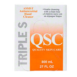 SSS® Assist Antimicrobial Hand Cleaner - 800 mL BIB
