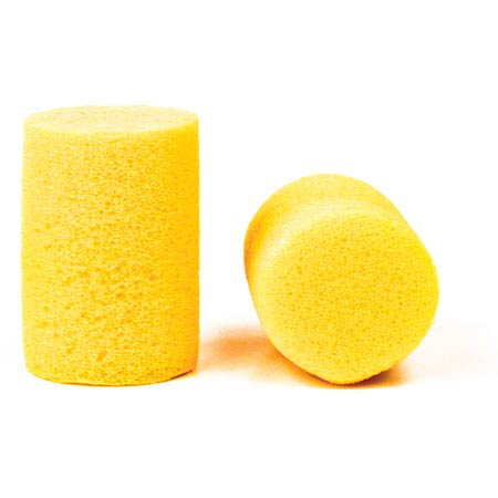 310-1001 E.A.R. CLASSIC FOAM EAR PLUGS NO CORD 200PR/PK