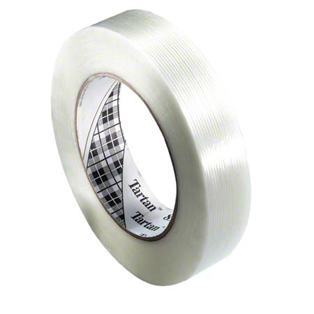 TAPE FILAMENT 3M 8934 18MMx55M 48/CS BULK