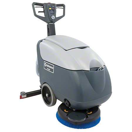 56383227 SC400B FLOOR SCRUBBER WITH 2ea 87 AH GEL BATTERIES – ADVANCE