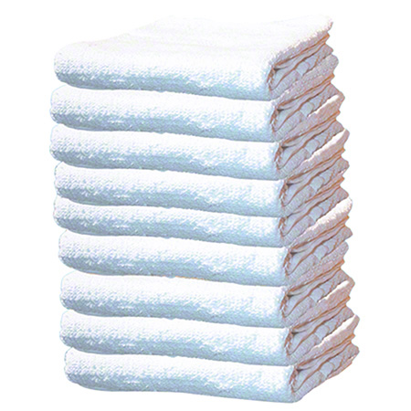 ADV1619 Terry Towel White (12/pkg)