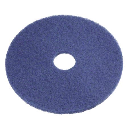 "(ONE ONLY) 13″"" BLUE FLOOR PAD CLEANING"