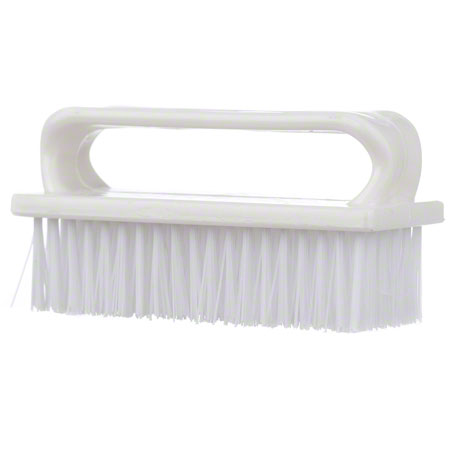 BR-SC231 HAND AND NAIL BRUSH PLASTIC WITH HANDLE