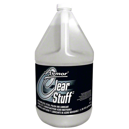 CLEAR STUFF STAINLESS STEEL CLEANER 2X4LT