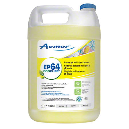 EP64 NEUTRAL PH MULTI-USE CLEANER 4 X 4L/CS*