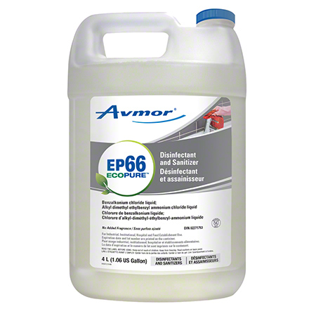 EP66 DISINFECTANT 4 X 4L/CS