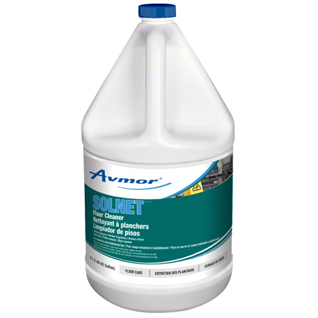 2003278001 AVMOR SOLNET FLOOR CLEANER 4X4LTR/CS