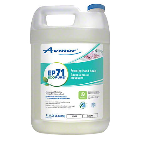 EP71 FOAMING HAND WASH 4X4L/CS