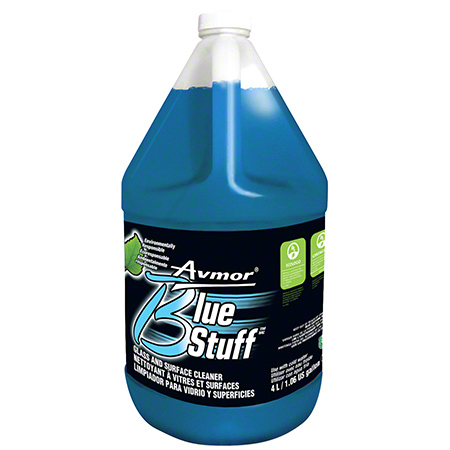 BLUE STUFF GLASS AND SURFACE CLEANER 2X4LT/CASE