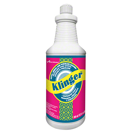 2093210001 AVMOR KLINGER PROCELAIN CLEANER 12 X 946ML