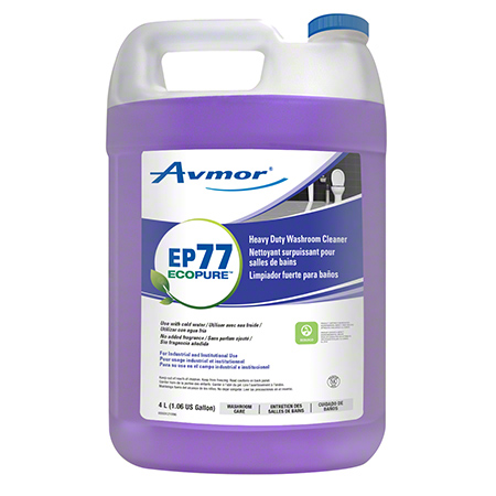 EP77 HEAVY DUTY WASHROOM CLEANER 4 X 4L/CS