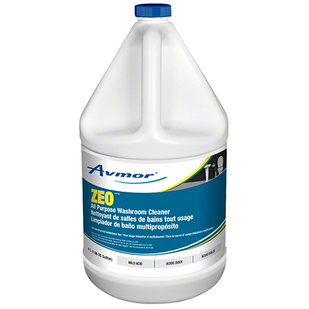 ZEO FOAMING WASHROOM CLEANER 4X4L/CS