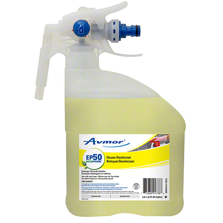 EP50 CLEANER DISINFECTANT S2C SET TO CLEAN 2 X 2.8LT/CASE