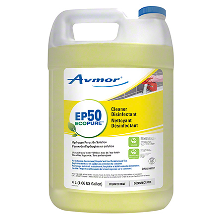 EP50 CLEANER DISINFECTANT (CFIA) 4 X 4L/CS (Temoporary Code 2135278002)