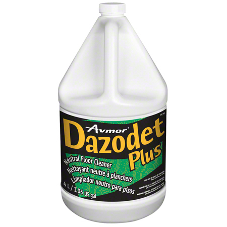 2236278001 AVMOR DAZODET PLUS NEUTRAL FLOOR CLEANER 4X4LTR/CS