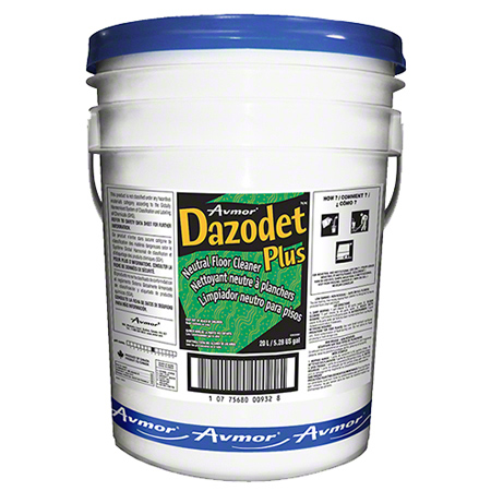 2236334001 AVMOR DAZODET PLUS NEUTRAL FLOOR CLEANER 20L