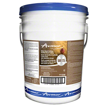 WF725 WATER BASED URETHANE WOOD 18.9LT