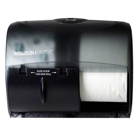 80249 GREEN TWO-ROLL BATH. TISSUE DISP. FOR NORTHAM