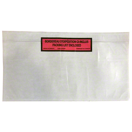 FBC200 10 X 5.5 FRENCH PACKING SLIP ENVELOPES 1000/CS