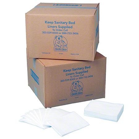 KB150-99 KOALA BED LINERS FOR BABY CHANGE TABLE 500/CS