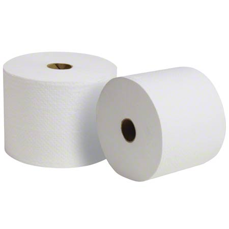 T140 TANDEM PRO PERFORM HIGH CAPACITY 2 PLY BATH TISSUE 24 ROLLS X 1110 SHEETS