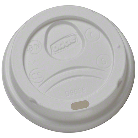 D9538 DOME LID FOR 2338 CUPS, 1000/CS