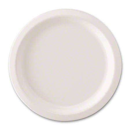 "UX9PATH 8.5"" DIXIE COATED PAPER PLATE 1000/CS FS2220"