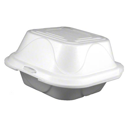 SN225-U FOAM CONTAINER WHITE DARNEL G-1 6″ X 6″ 500/CASE