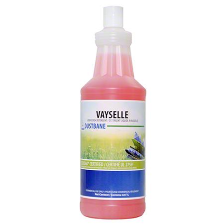 53346 VAYSELLE DISH SOAP- 1LTR X 12/CS- DUST BANE