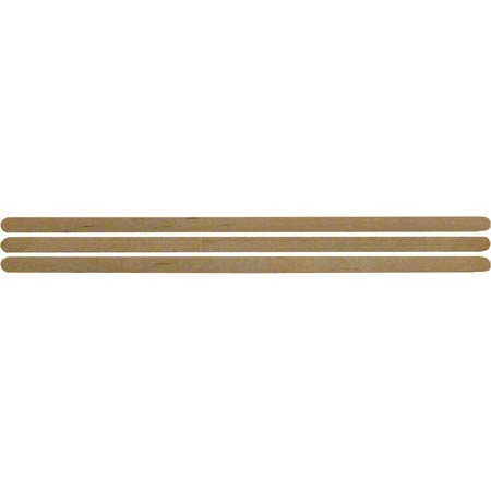 "80-C10C STX7WD STIR STICK 7"" WOOD 1000/BX"