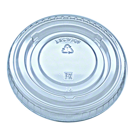 XL250PC LID FOR CUP PORTION PLASTIC 2OZ FABRIKAL 2500/CASE