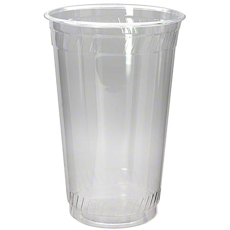 GC20 GREENWARE 20oz CLEAR COLD DRINK CUP 1000/CS