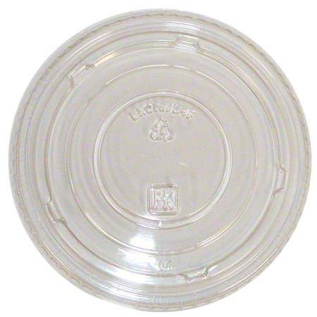 LKC1624F FABRIKAL FLAT LID FOR INDULGE CONTAINERS 1000/CS