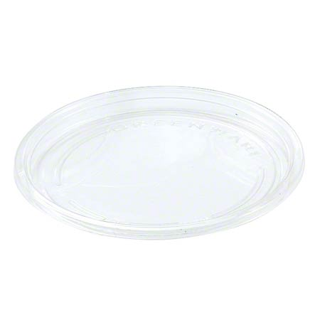 LRD LID FOR ALUR DELI CONTAINERS PET ROUND 500/CASE