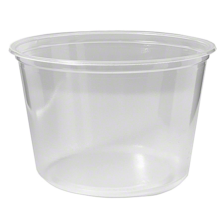 PK16SC DELI CONTAINER CLEAR PRO-KAL 16 OZ 500/CASE