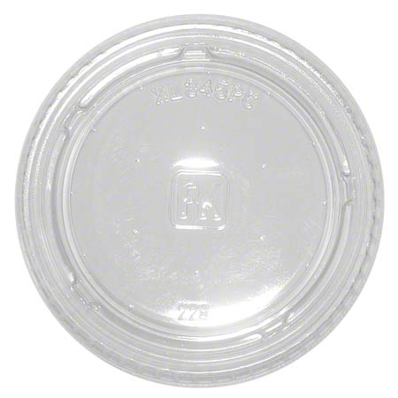 XL345 LID FOR CUP PORTION PLASTIC 3.25 / 4 / 5.5 OZ FABRIKAL PC325/400/550 2500/CASE