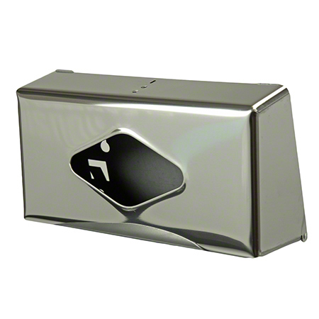 180 FACIAL TISSUE HOLDER, CHROME