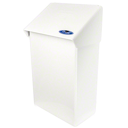 620 NAPKIN DISPOSAL UNIT WHITE ENAMEL