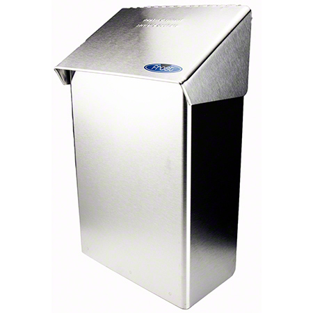 622 STAINLESS STEEL NAPKIN DISPOSAL UNIT