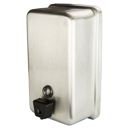 708-A SOAP DISPENSER ALL PURPOSE STAINLESS STEEL