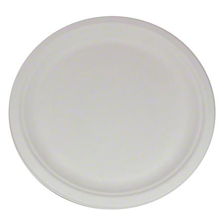 20209 9″ PLATES DEEP/SUGARCANE 500/CS