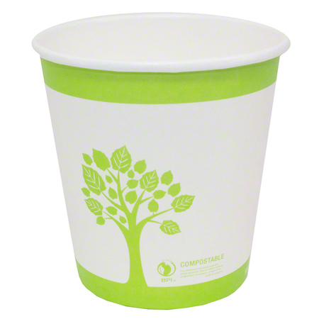75510 GREEN TREE PAPER HOT CUP 10 OZ 500/CS