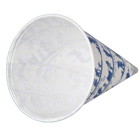 42F/W42F 4.5 OZ. CONE WATER CUP WHITE 5000/CS