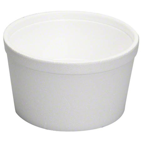 8C GENPAK 8OZ FOAM CONTAINER 500/CS