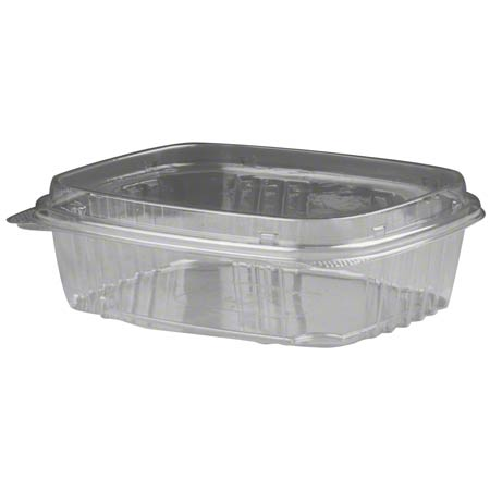AD24F 24oz HINGED CONTAINER GENPAK 200/CS