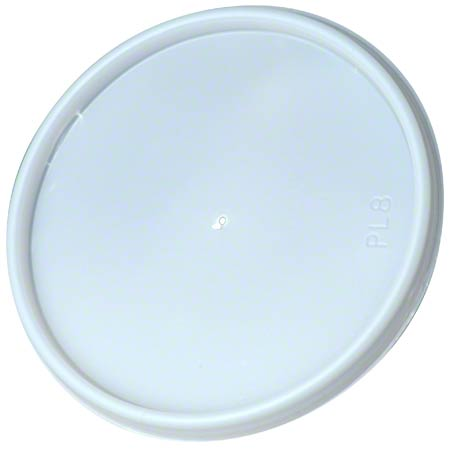 PL8-500 PLASTIC LIDS FOR 8C, 10C FOAM CONTAINERS 500/CS