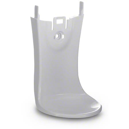 1045-WHT-12 WHITE DRIP TRAY SHIELD FOR ADX/LTX DISPENSER