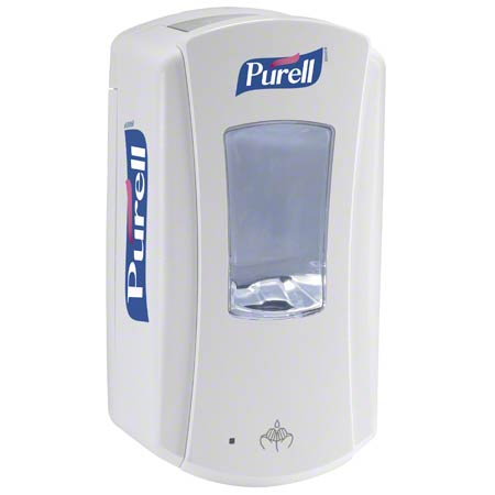 1920-04 LTX-12 PURELL DISP. AUTOMATIC - WHITE