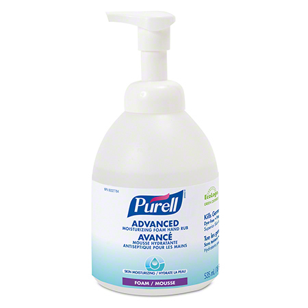 **N/A SUGGEST 5791-04 5795-04-CAN00 PURELL 70 FOAM MOISTURIZING INSTANT SANITIZER PUMP BOTTLE, 4 X 535ML/CS
